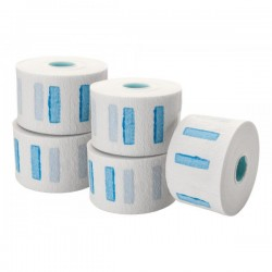500 Barber Salon Disposable Waterproof Neck Papers Strips Tissue Band Rolls
